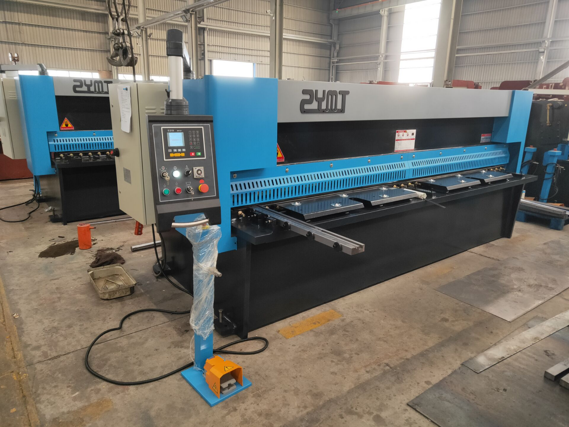Hybrid Press brake export Brezil