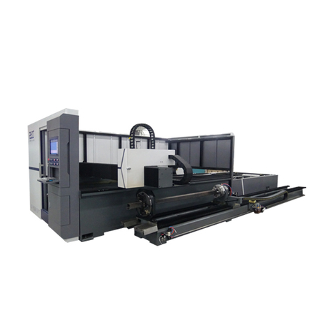 Metal Plate And Tuber Cutting Fiber Laser Cutting Machine
